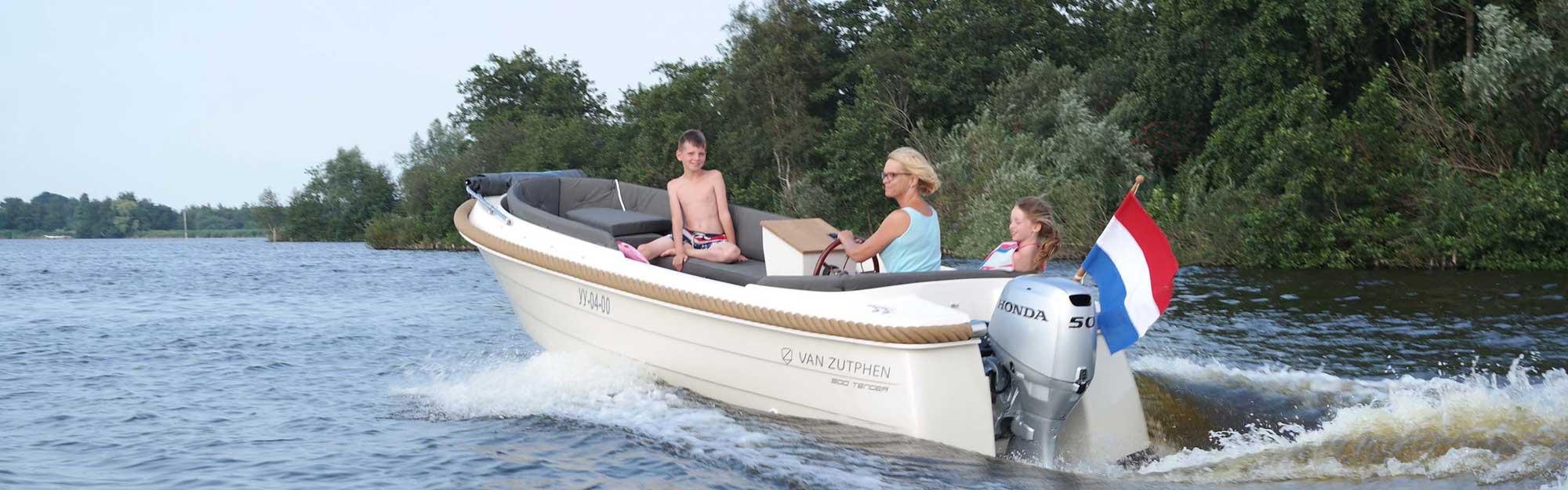 Van Zutphen Bootbouwers