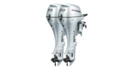 Honda Buitenboordmotoren 10 - 15 pk