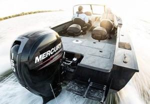 Mercury Fourstroke voordelen