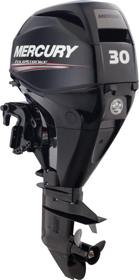 Mercury Fourstroke 25-30 pk