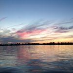 Nieuwkoopse plassen vanuit boot